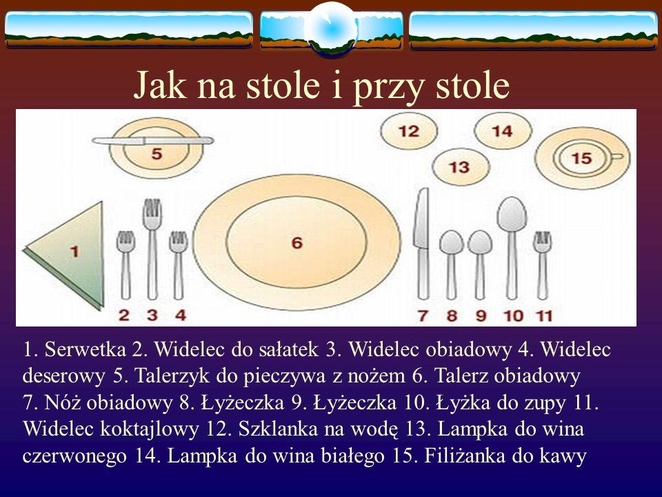 Przepisy na wspólne gotowanie  Sernik  Kulebiaczki  Krokiety  Kartacze  Każdy z domowników ma coś do pracy – współdziałanie i odpowiedzialność