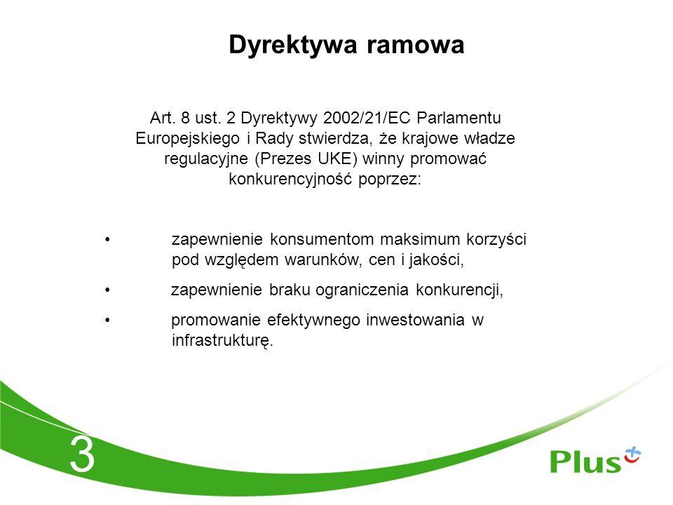 3 Dyrektywa ramowa Art. 8 ust.