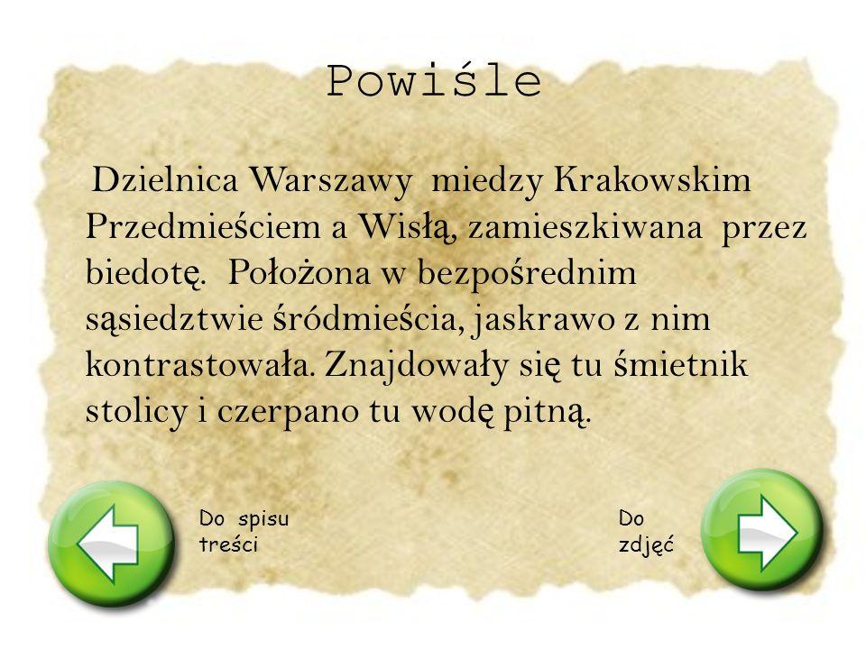 Skwer na rogu Krakowskiego i Karowej Teraz Dawniej Poprzedni slajd Spis treści