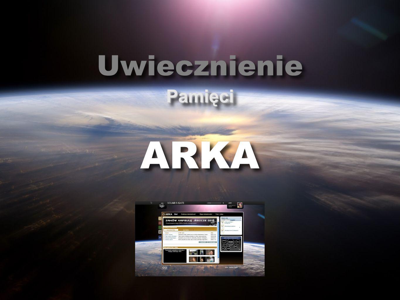 PamięciPamięci ARKA