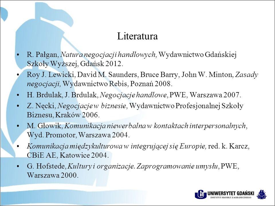 Literatura R.