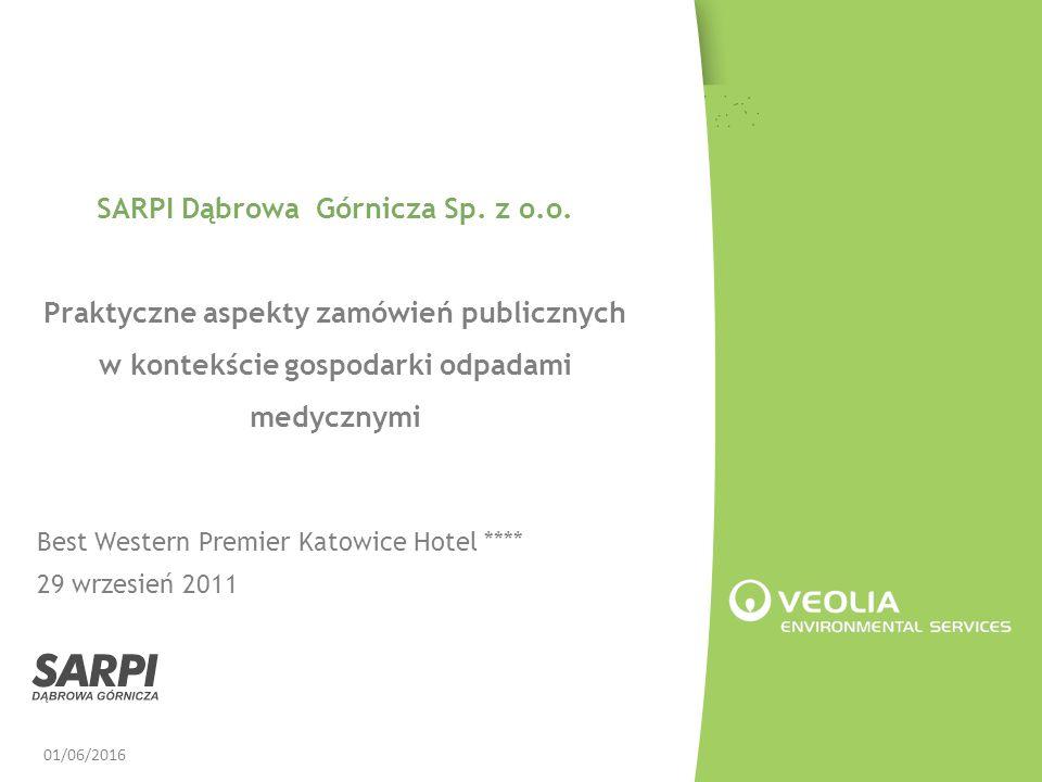 SARPI Dąbrowa Górnicza Sp. z o.o.