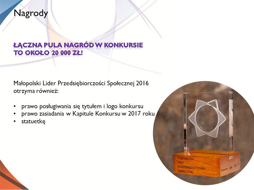 Regulamin oraz szczegółowe informacje: WW.ES.MALOPOLSKA.PL Maria Brzeziak e-mail: mbrzeziak@rops.krakow.plmbrzeziak@rops.krakow.pl tel.