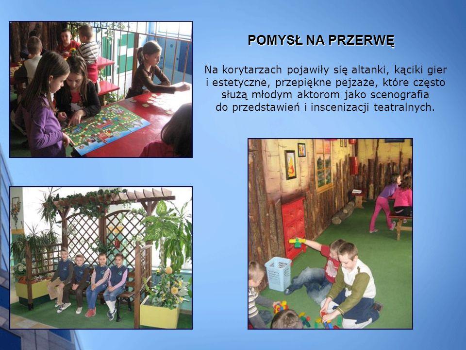 PROGRAMY WŁASNE W szkole realizujemy 10 programów własnych.