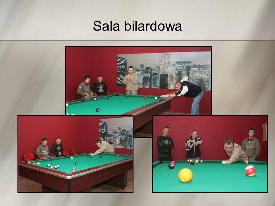 Sala bilardowa