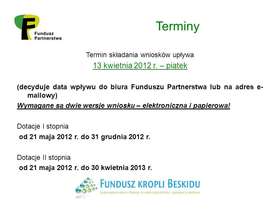 DOBRE PRAKTYKI VII edycji Fundusz Kropli Beskidu 2011 r.