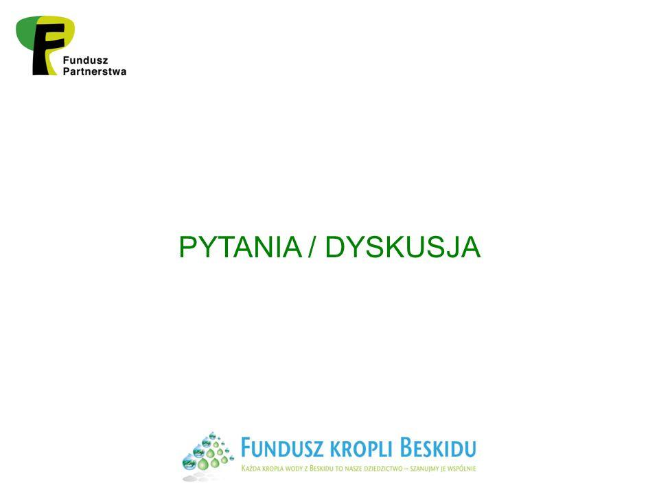 PYTANIA / DYSKUSJA