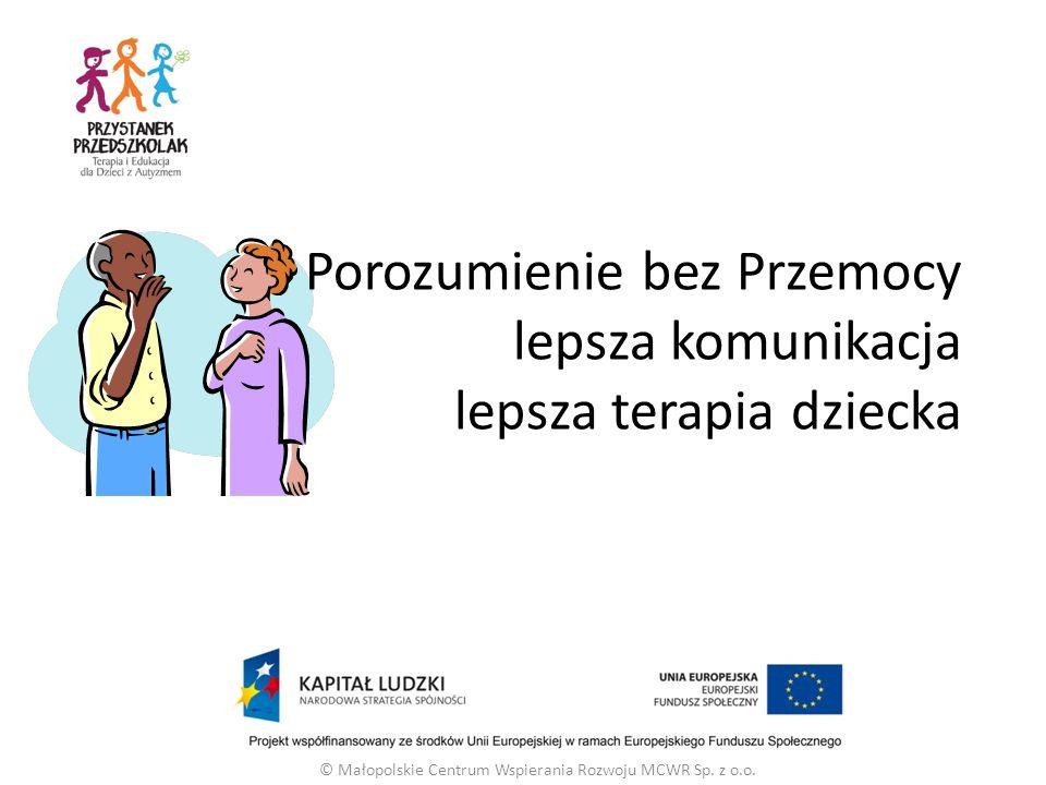© Małopolskie Centrum Wspierania Rozwoju MCWR Sp.z o.o.