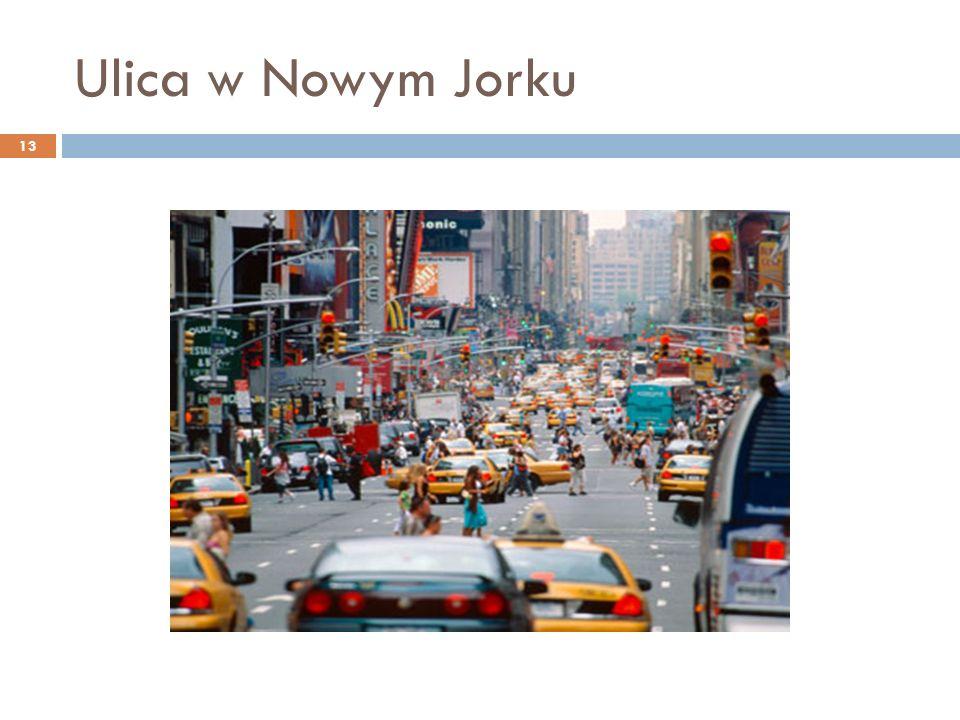 Ulica w Nowym Jorku 13