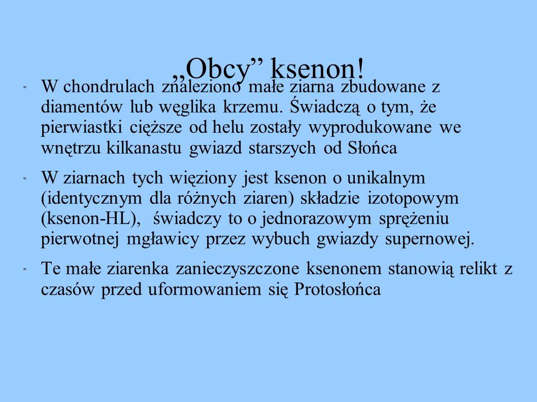 """""""Obcy"""" ksenon!"""