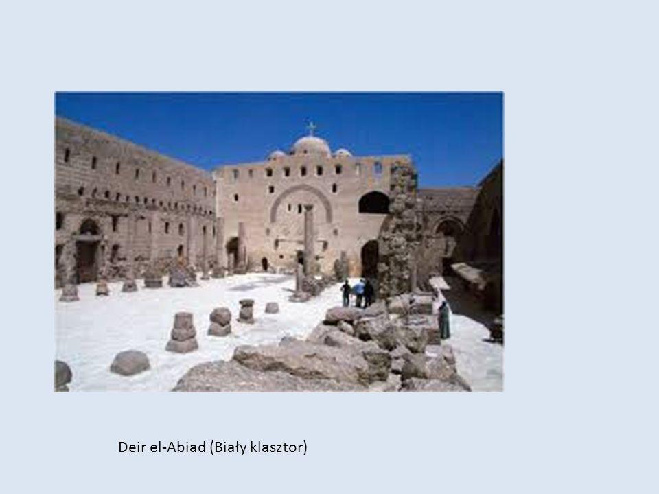 Deir el-Abiad (Biały klasztor)