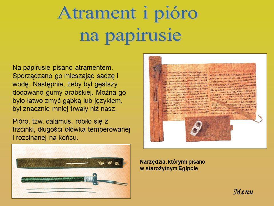Zwój jest to pierwotna forma książki, rękopis na papirusie lub pergaminie.