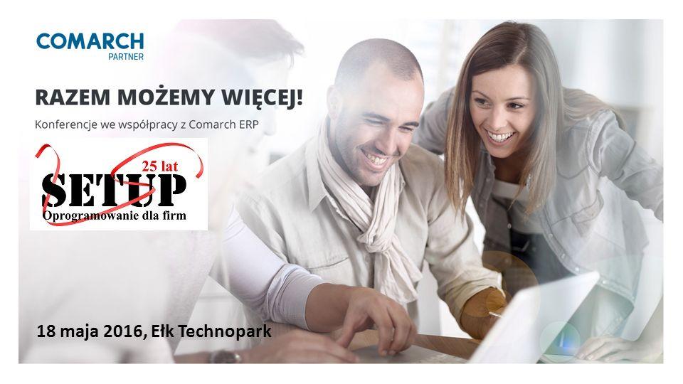 18 maja 2016, Ełk Technopark