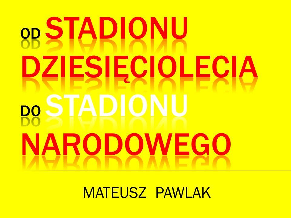 MATEUSZ PAWLAK
