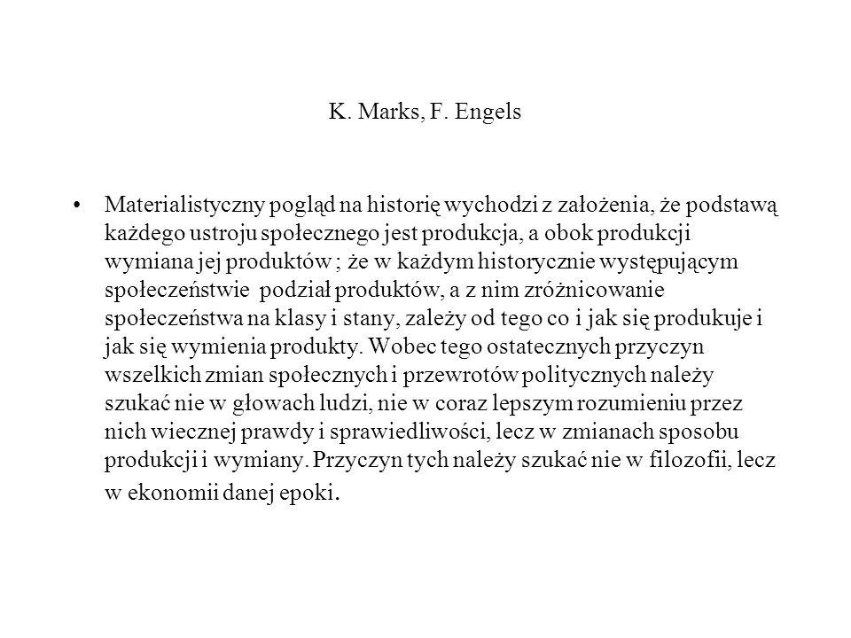 K. Marks, F.