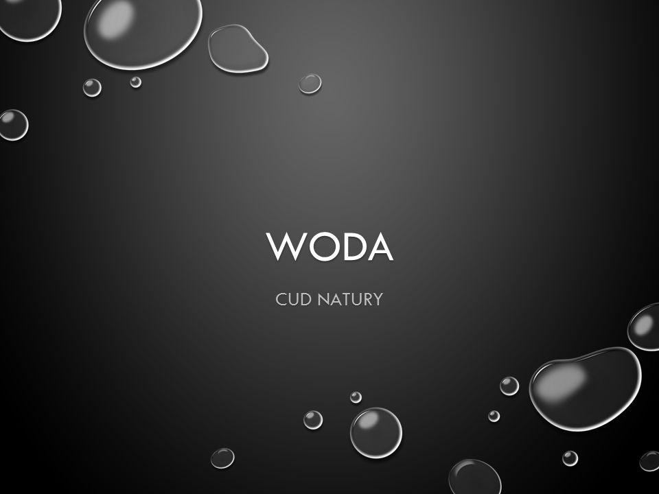 WODA CUD NATURY