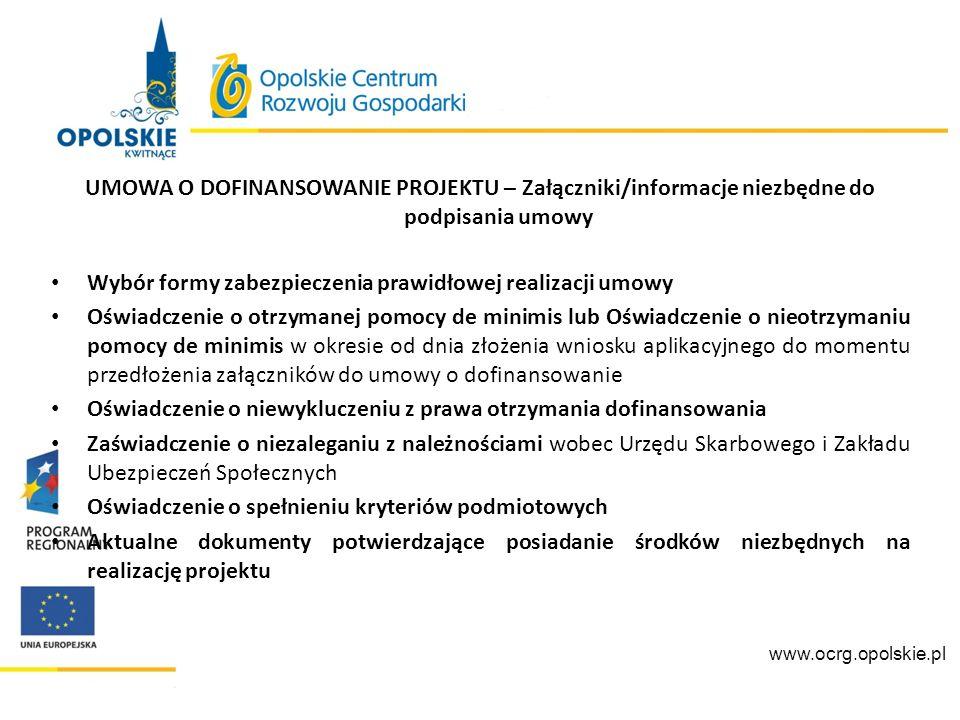 www.ocrg.opolskie.pl WYODRĘBNIONA EWIDENCJA KSIĘGOWA Do obowiązków Beneficjenta, który jest odpowiedzialny za poprawność wydatkowania całości środków przeznaczonych na realizację projektu, należy prowadzenie dla danego przedsięwzięcia wyodrębnionej ewidencji księgowej.
