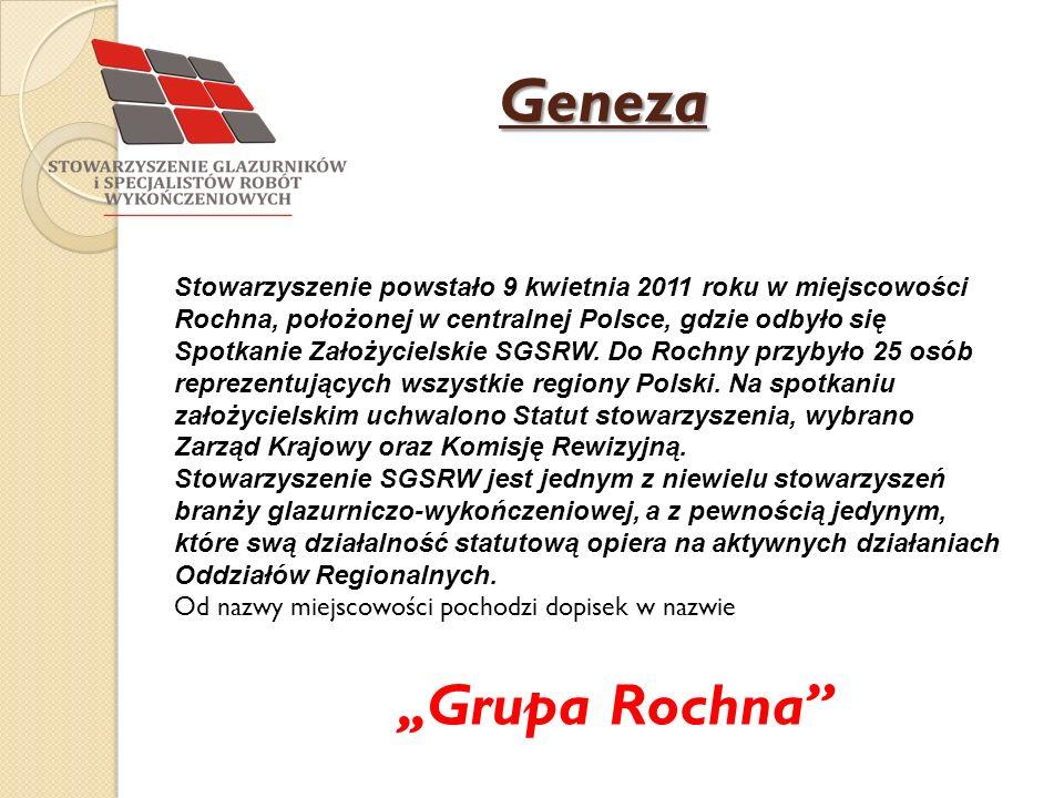 Geneza Stowarzyszenie powstało 9 kwietnia 2011 roku w miejscowości Rochna, położonej w centralnej Polsce, gdzie odbyło się Spotkanie Założycielskie SGSRW.