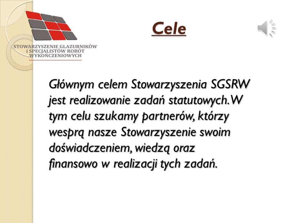 Cele Głównym celem Stowarzyszenia SGSRW jest realizowanie zadań statutowych.