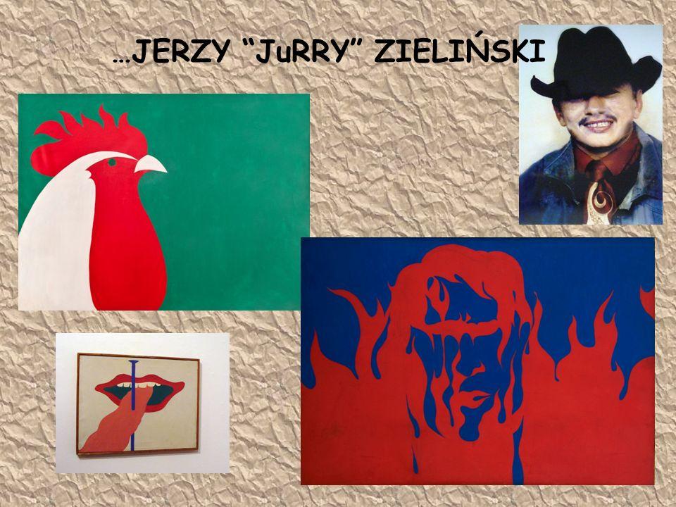 """…JERZY """"JuRRY"""" ZIELIŃSKI"""