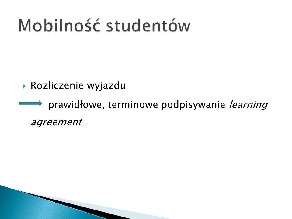  Obowiązek zdania egzaminu certyfikacyjnego z języka obcego na poziomie B2 ◦ Często studenci nie są w stanie przystąpić do egzaminu wcześniej niż na III roku ◦ Wiele zajęć i egzaminów na III roku ◦ Potrzeba uzyskania absolutorium w czerwcu, aby przystąpić do rekrutacji na II stopień studiow utworzenie czwartego terminu, poza sesją egzaminacyjną