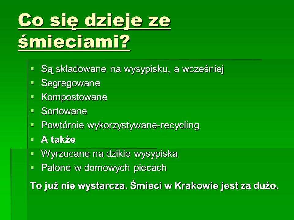 Ciągła prezentacja wartości emisji podczas pracy spalarni w Warszawie
