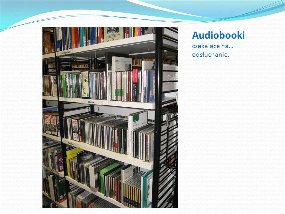Audiobooki czekające na… odsłuchanie.
