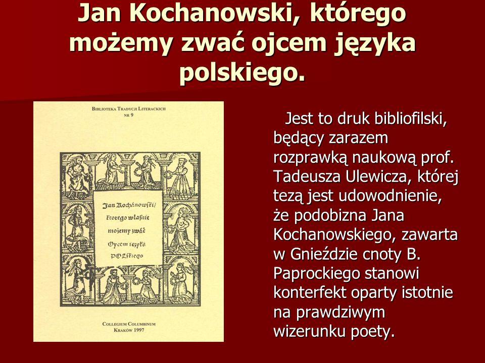 Jan Matejko, Śmierć Urszulki Kochanowskiej Publikacja mówi o niezwykłej karierze obrazu, którego dotyczy.