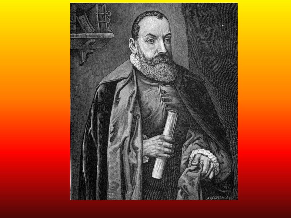 Jan Kochanowski urodził się w 1530 roku w Sycynie (koło Zwolenia), a zmarł 22 sierpnia 1584 w Lublinie.