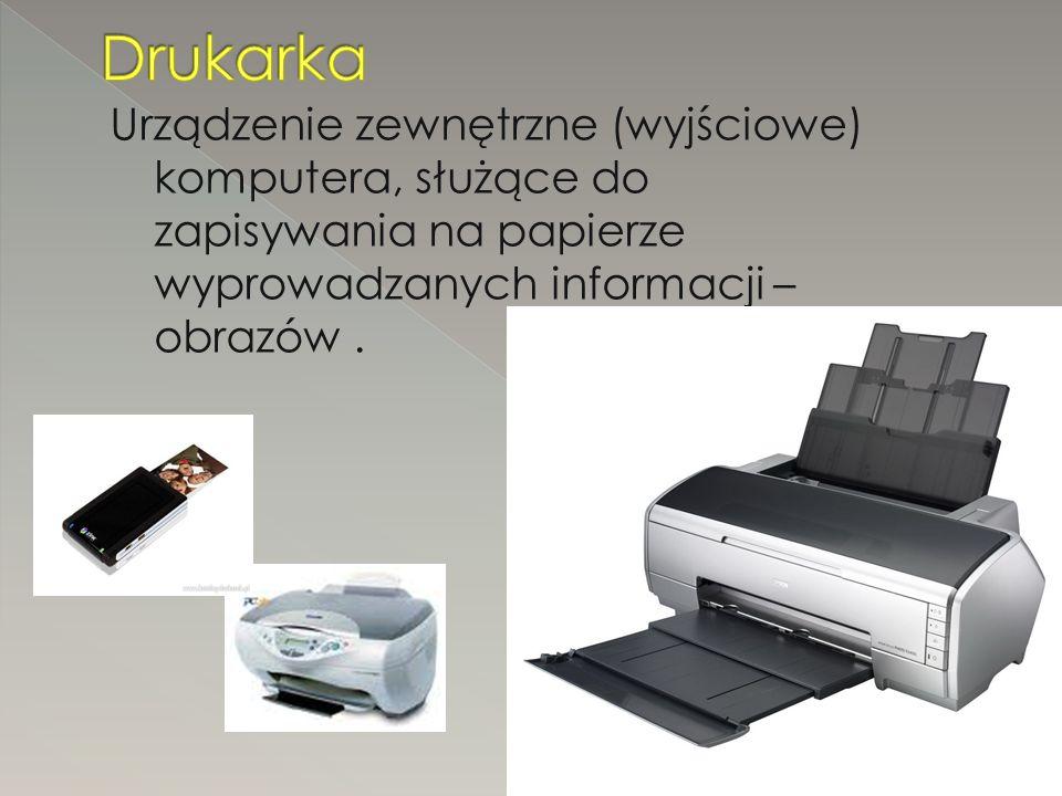 sterowane komputerowo urządzenie tnące, służące do nacinania lub wycinania kształtów w arkuszach miękkich materiałów.