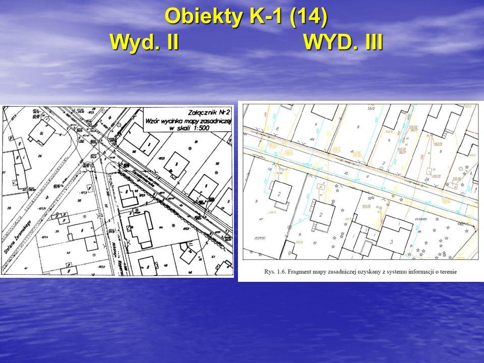 Obiekty K-1 (14) Wyd. IIWYD. III