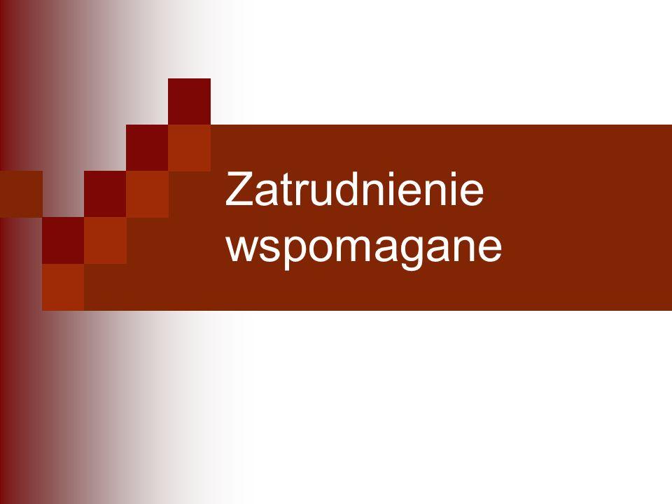Harmonogram – Spotkanie 1 Wprowadzenie do modułu Strategie promocji zatrudnienia osób niepełnosprawnych Powstanie idei zatrudnienia wspomaganego PRZERWA Definicja zatrudnienia wspomaganego Podstawowe wartości Główne zasady