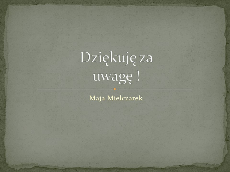 Maja Mielczarek