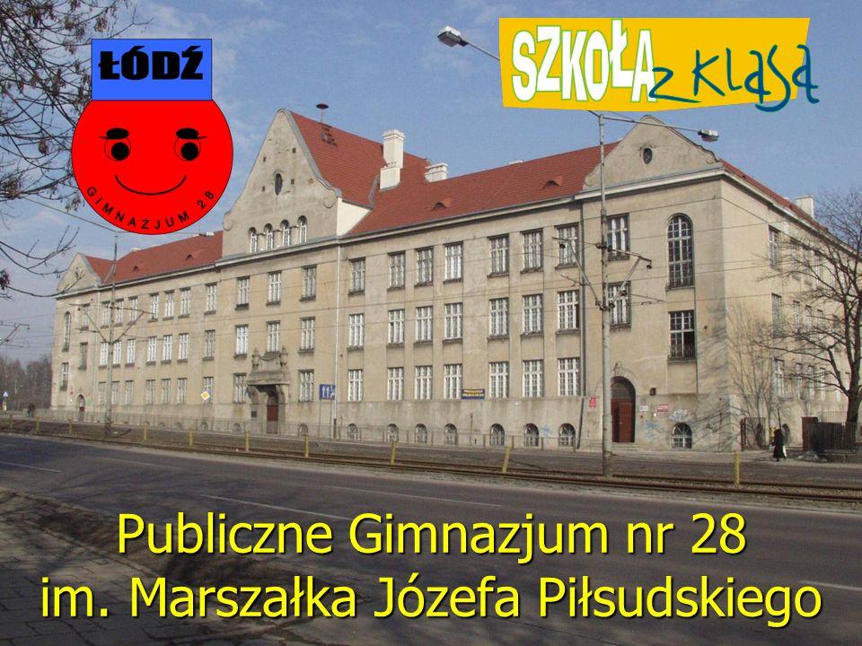 Publiczne Gimnazjum nr 28 im. Marszałka Józefa Piłsudskiego