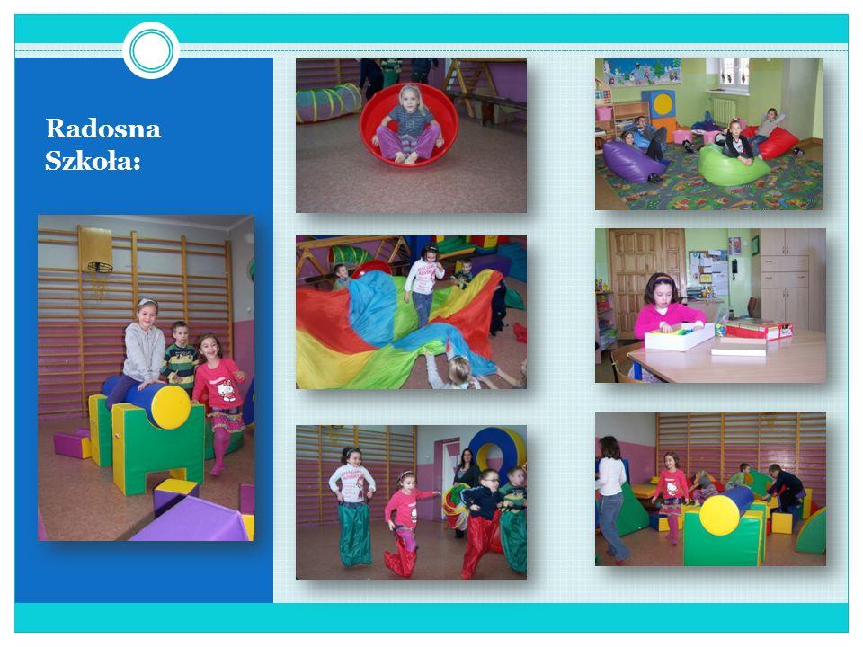 Dzieciom umożliwiamy korzystanie z: -wyremontowanej świetlicy (7.oo-17.00), -odnowionej sali gimnastycznej, -sali do gimnastyki korekcyjnej, -kompleks
