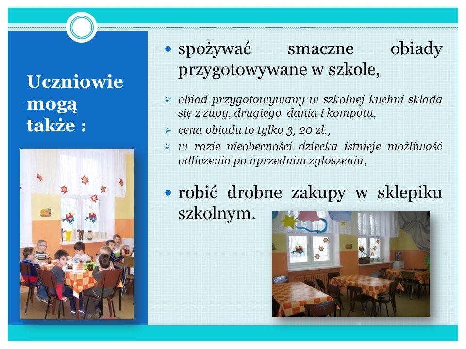 """Świetlica szkolna: """"Świetlica uczy, bawi, wychowuje"""" świetlica szkolna jest do dyspozycji uczniów klas O- VI codziennie od godz. 7.00- 17.00, opiekę s"""