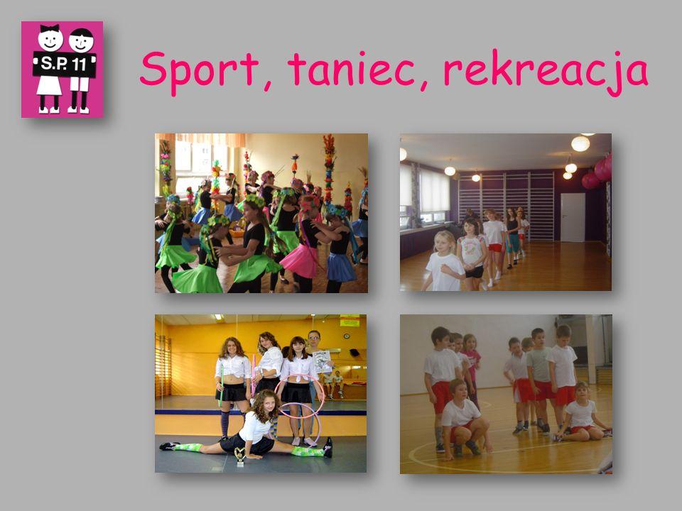 Sport, taniec, rekreacja