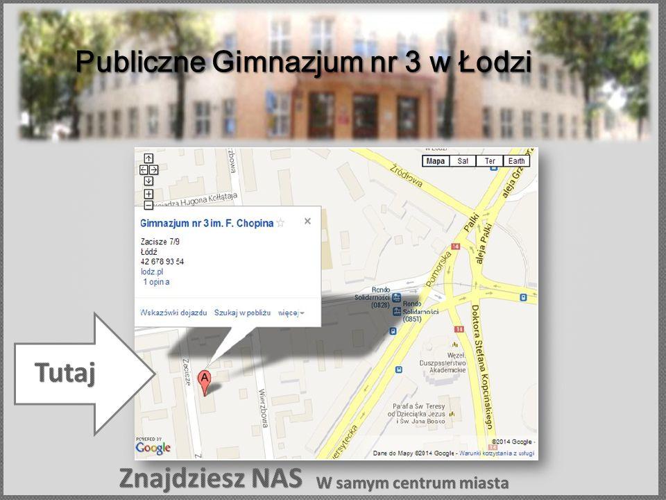 Publiczne Gimnazjum nr 3 w Łodzi