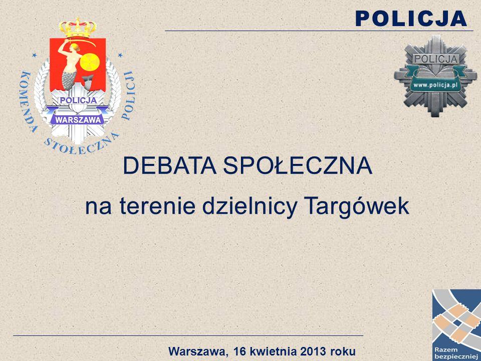 Warszawa, 16 kwietnia 2013 roku