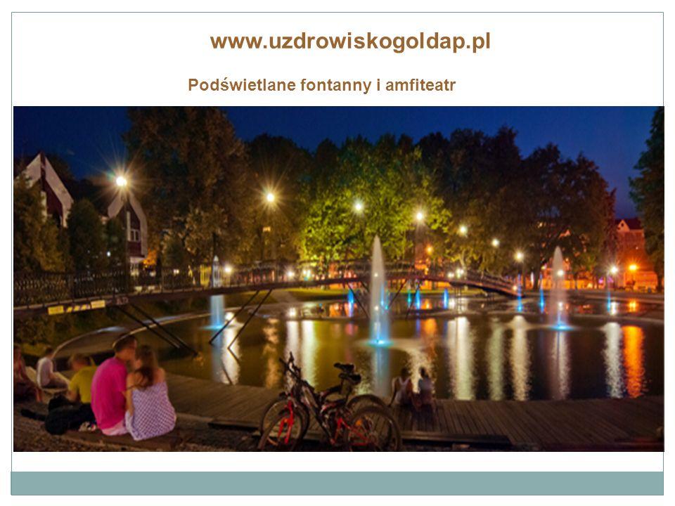 """www.uzdrowiskogoldap.pl Strefa """"A ochrony uzdrowiskowej"""
