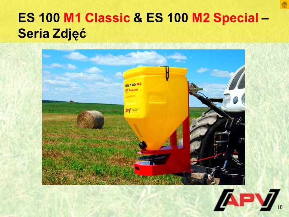 ES 100 M1 Classic & ES 100 M2 Special – Seria Zdjęć 18