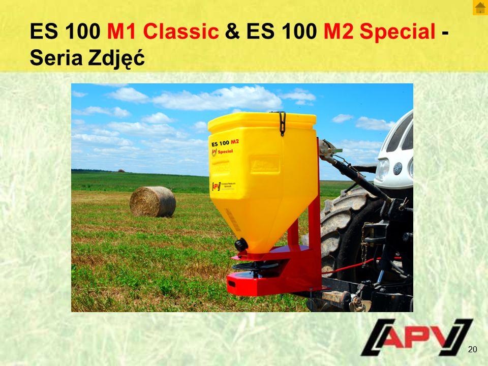 ES 100 M1 Classic & ES 100 M2 Special - Seria Zdjęć 20