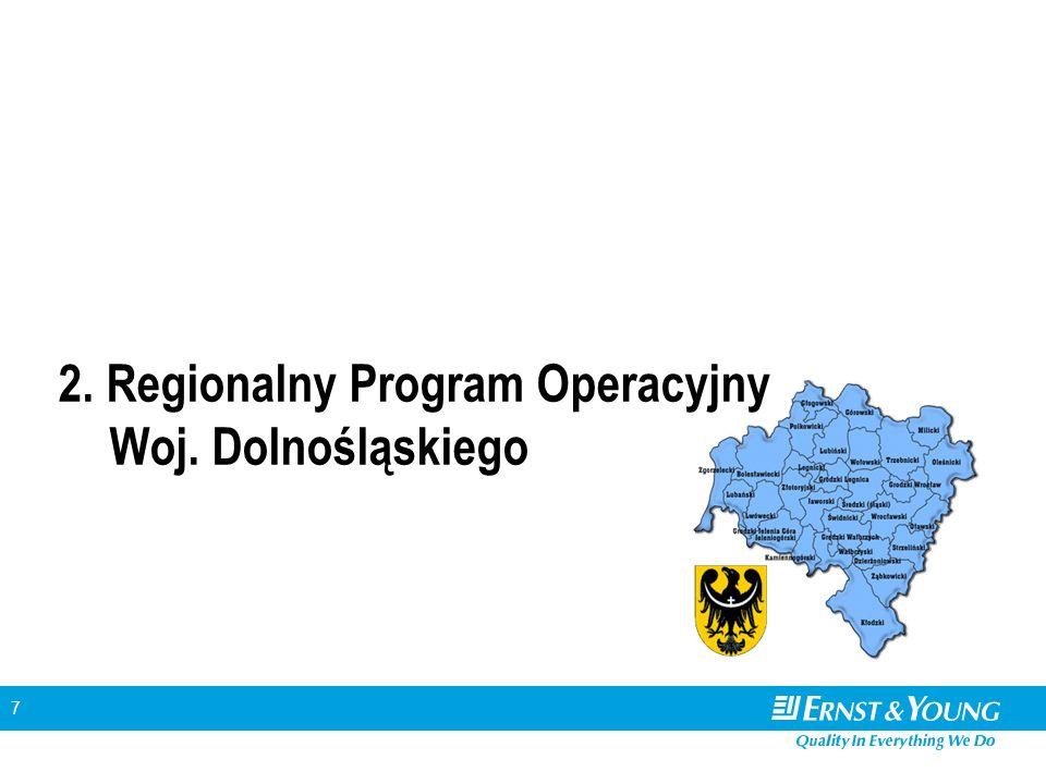 28 Gospodarka wodno-ściekowa Program Operacyjny Infrastruktura i Środowisko Działanie 4.4 Wsparcie dla przedsiębiorstw w zakresie gospodarki wodno-ściekowej Beneficjenci: duże przedsiębiorstwa –Budżet Działania (kwota z EFRR w mln EUR) 50,0* Cel: Ograniczanie ładunku zanieczyszczeń (w szczególności substancji niebezpiecznych) odprowadzanych przez przemysł do środowiska wodnego oraz zmniejszenie ilości nieoczyszczonych ścieków przemysłowych odprowadzanych do wód lub do ziemi Rodzaje projektów: –wsparcie inwestycji mających na celu zmniejszenie zużycia wody oraz ilości substancji niebezpiecznych odprowadzanych wraz ze ściekami; –wsparcie budowy lub modernizacji oczyszczalni ścieków przemysłowych.