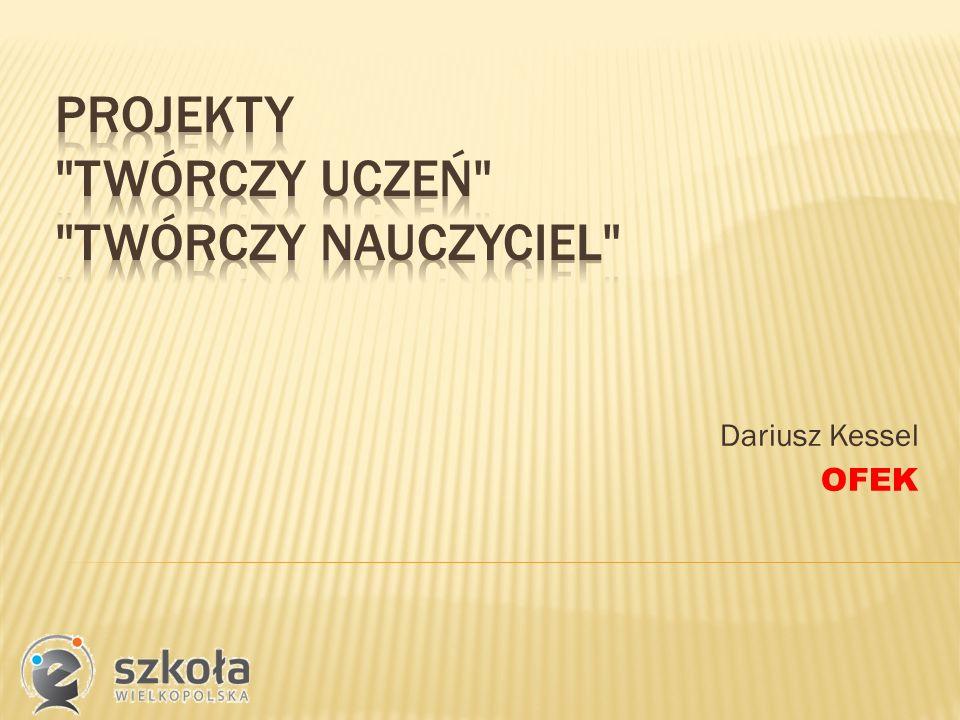 Dariusz Kessel OFEK