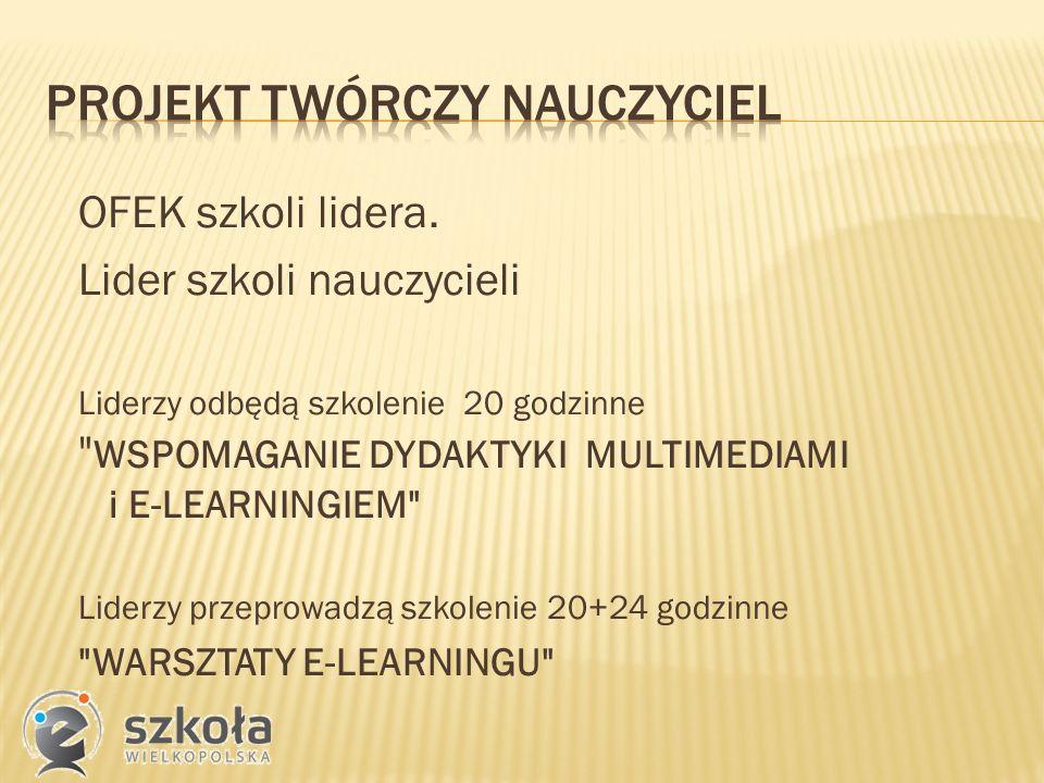 OFEK szkoli lidera.