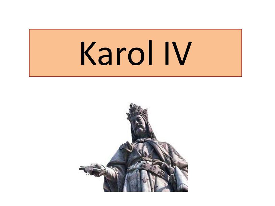 Karol IV Luksemburski (ur.14 maja 1316 w Pradze, zm.