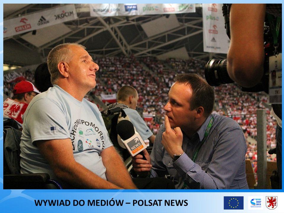 WYWIAD DO MEDIÓW – POLSAT NEWS