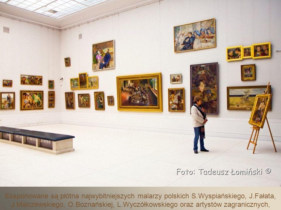 Obecna ekspozycja prezentuje około 250 prac ze zbioru Edwarda Aleksandra Raczyńskiego w kształcie zbliżonym do nadanego mu przez kolekcjonera