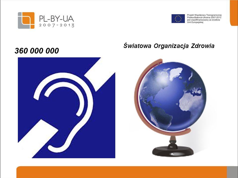360 000 000 Światowa Organizacja Zdrowia