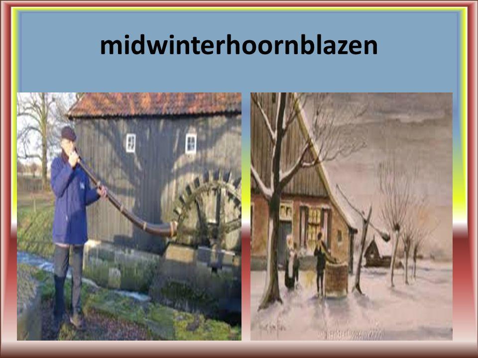 midwinterhoornblazen